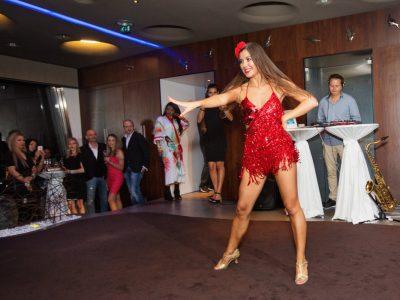 Lady's Salsa