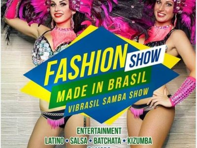 fashion show mande in brazil