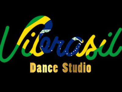 vibrasil dance studio logo