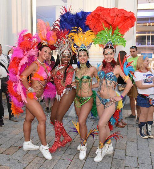 Coburg Samba festival