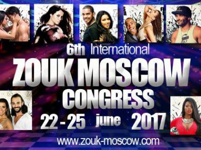 moscow zouk congress 2017