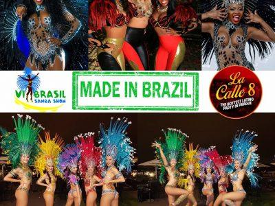 made in brazil - student carnival