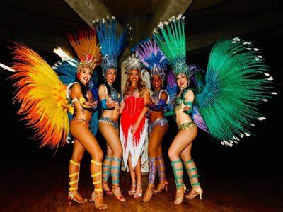 Vibrasil samba Show Zuzana Gamboa