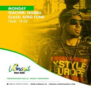 nobru afro funk