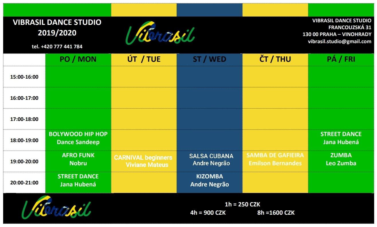 Vibrasil Dance Studio